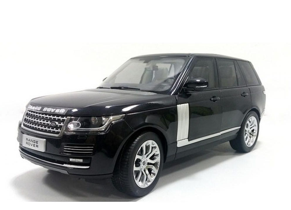 11006MB-SW GT AUTOS WELLY RANGE ROVER Vogue 2013 santorini black