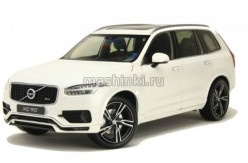 11009WH 14+ GT AUTOS WELLY GT AUTOS 1/18 VOLVO XC90 кроссовер 4х4 2015 white