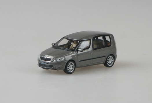143ab025yb ABREX SKODA Roomster facelift 2010 (new logo)