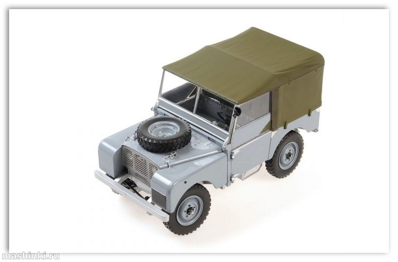 150168904 MINICHAMPS LAND ROVER grey 1948