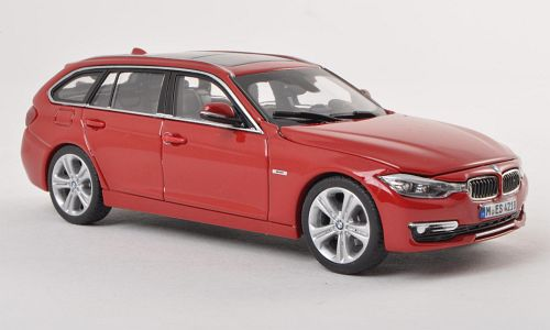 187589 PARAGON MODELS BMW 3er Touring (F31) 2013 metallic red