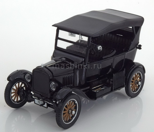 1903 14+ SUNSTAR SUNSTAR 1/24 FORD Model T Touring (Closed) 1925 black