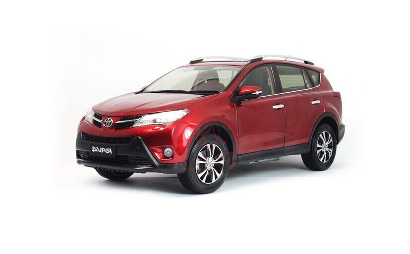 2301R PAUDI MODEL Toyota RAV4 (red) 2013