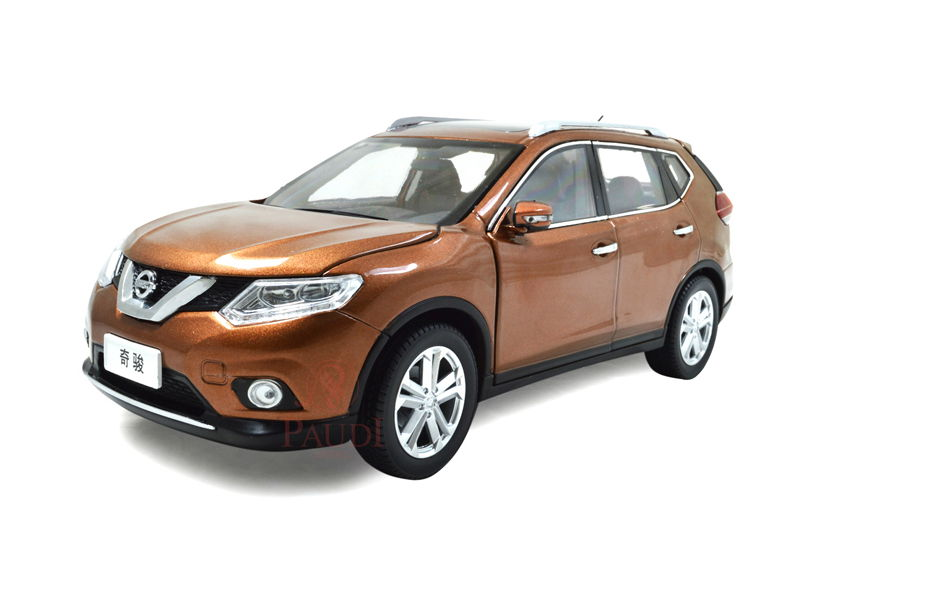 2315BR PAUDI MODEL Nissan X-trail NEW (brown) 2014