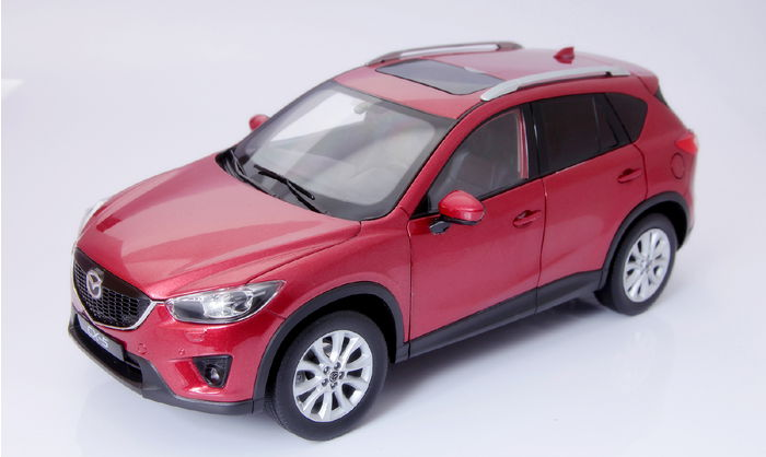 2326R PAUDI MODEL Mazda CX-5 (red) 2014