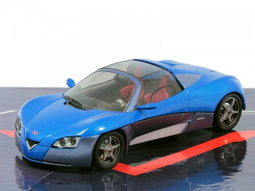 250000 NOREV Fetish concept car