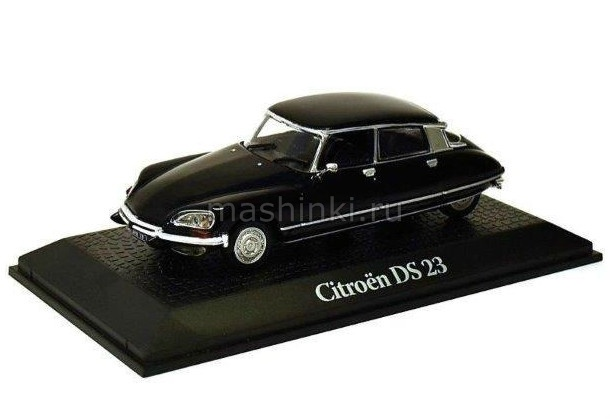 2696015 ATLAS ATLAS 1/43 CITROEN DS23 election presidentielle Valery Giscard d'Estaing 1974