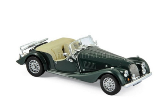 270302 14+ NOREV NOREV 1/43 MORGAN Plus 8 1980 british racing green