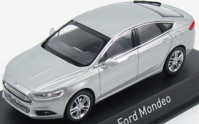 270538 NOREV NOREV 1/43 FORD Mondeo 2014 light grey metallic