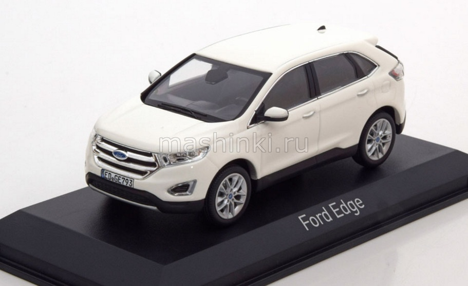 270546 14+ NOREV NOREV 1/43 FORD Edge кроссовер 2016 white