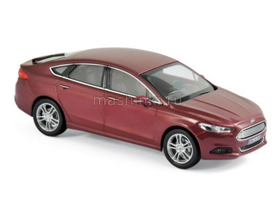270553 14+ NOREV NOREV 1/43 FORD Mondeo 2014 red metallic