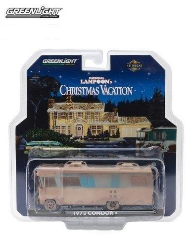 33100A 14+ GREENLIGHT GREENLIGHT 1/64 кемпер CONDOR II 1972 (из к/ф
