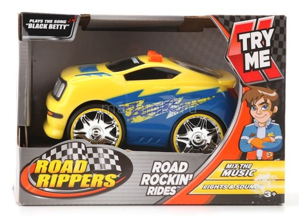 33240TS 03+ HOT WHEELS HOT WHEELS Машина Road Rockin Rides