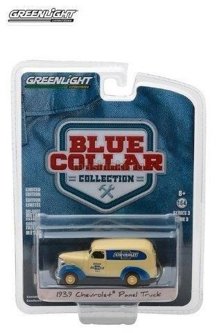 35080A 14+ GREENLIGHT GREENLIGHT 1/64 CHEVROLET
