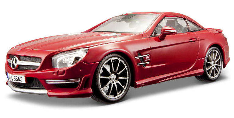 36199 MAISTO 36199 MERCEDES-BENZ SL 63 AMG Hard Top