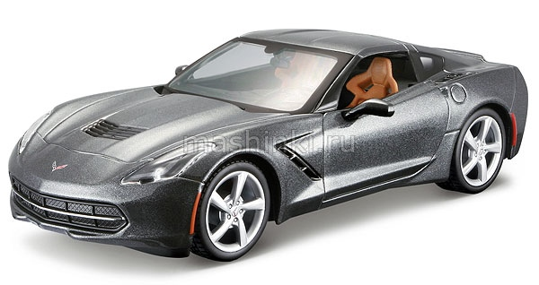 39125 03+ MAISTO MAISTO Kit 1/24 CHEVROLET Corvette Stingray Coupe 2014