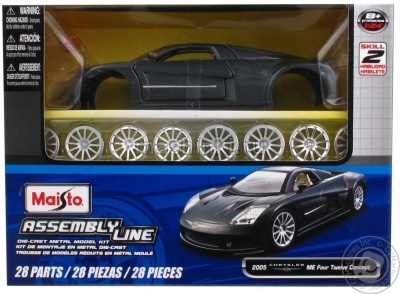 39250 03+ MAISTO MAISTO Kit 1/24 CHRYSLER ME Four Twelve Concept 2005