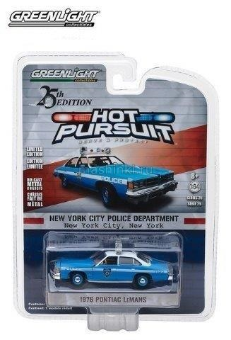 42820B 14+ GREENLIGHT GREENLIGHT 1/64 PONTIAC LeMans