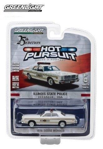 42820D 14+ GREENLIGHT GREENLIGHT 1/64 DODGE Monaco