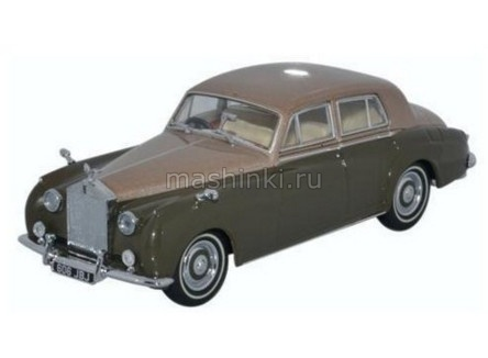 43RSC001 14+ OXFORD OXFORD 1/43 ROLLS-ROYCE Silver Cloud I 1955 sand/sable