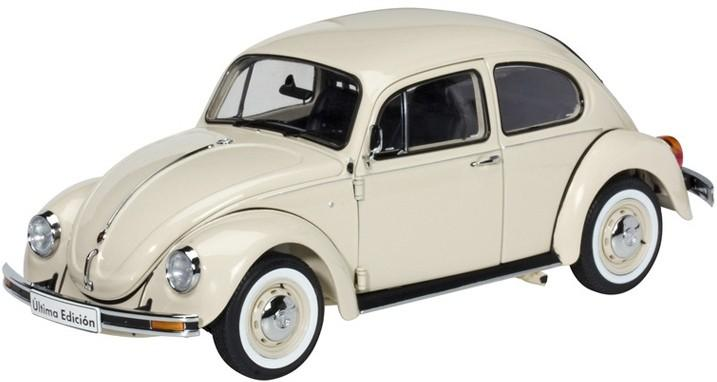 450029100 SCHUCO VW Beetle 1600i Ultima Edition Mexico 2003 Creme