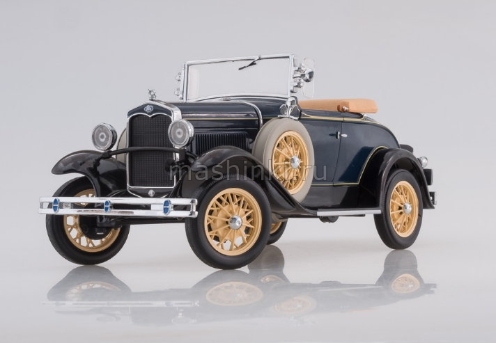 6121 14+ SUNSTAR SUNSTAR 1/18 FORD Model A Roadster 1931 Washington blue