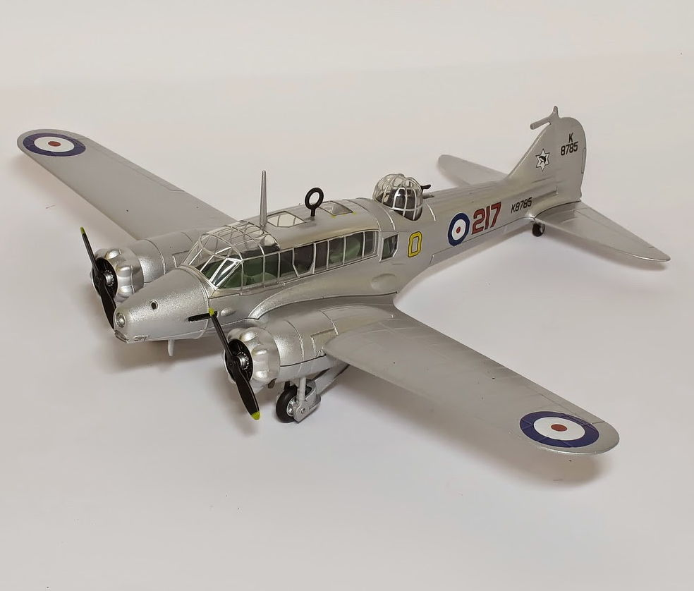 72AA002 OXFORD Avro