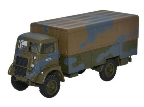 76QLT002 OXFORD OXFORD 1/76 BEDFORD QLT 49th Infantry Division UK 1942
