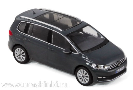 840028 NOREV NOREV 1/43 VW Touran III 2015 grey solid