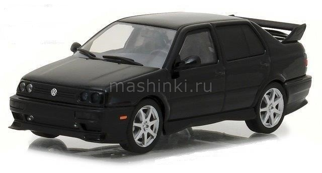 86314 14+ GREENLIGHT GREENLIGHT 1/43 VW Jetta III 1995 black