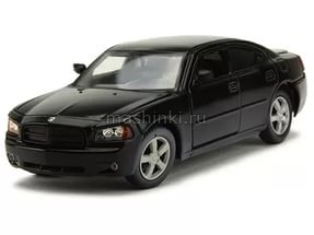 86505 14+ GREENLIGHT GREENLIGHT 1/43 DODGE Charger Police Daryl Dixon's 2006 из т/с Ходячие мертвецы