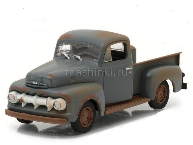 86514 14+ GREENLIGHT GREENLIGHT 1/43 FORD F-1 пикап (из к/ф Форрест Гамп) 1951