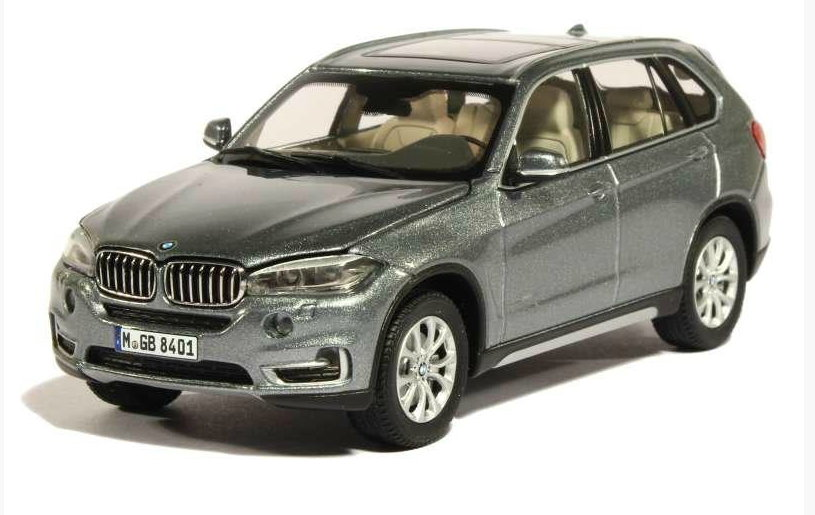 91041 PARAGON MODELS PARAGON 1/43 BMW X5 (F15) 2014 metallic grey