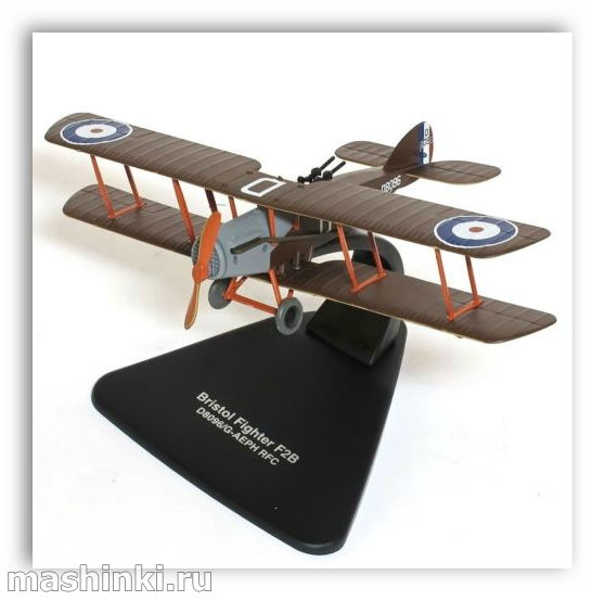 AD001 OXFORD Bristol F2B Royal Flying Corps 1916