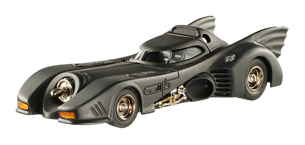 BLY29 MATTEL HOT WHEELS Batmobile «Batman Returns»1992