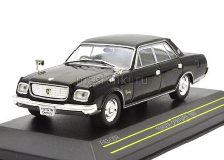 F43-009 14+ FIRST 43 MODELS FIRST 43 MODELS 1/43 TOYOTA Century 1967 black