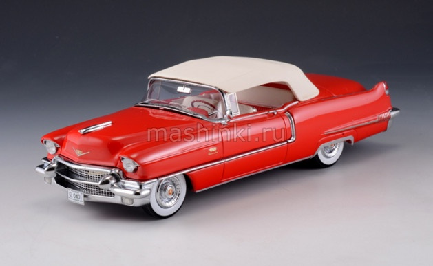 GLM120402 14+ GLM GLM 1/43 CADILLAC Series 62 Convertible (закрытый) 1956 red