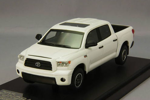 HS095SP2 HI-STORY TOYOTA Tundra Crewmax Sport Custom 4WD 2008 White