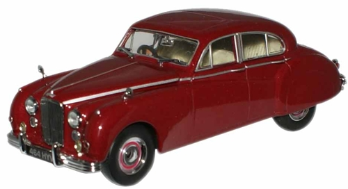jagv004 OXFORD JAGUAR MK 7 M RED QUEEN MOTHER