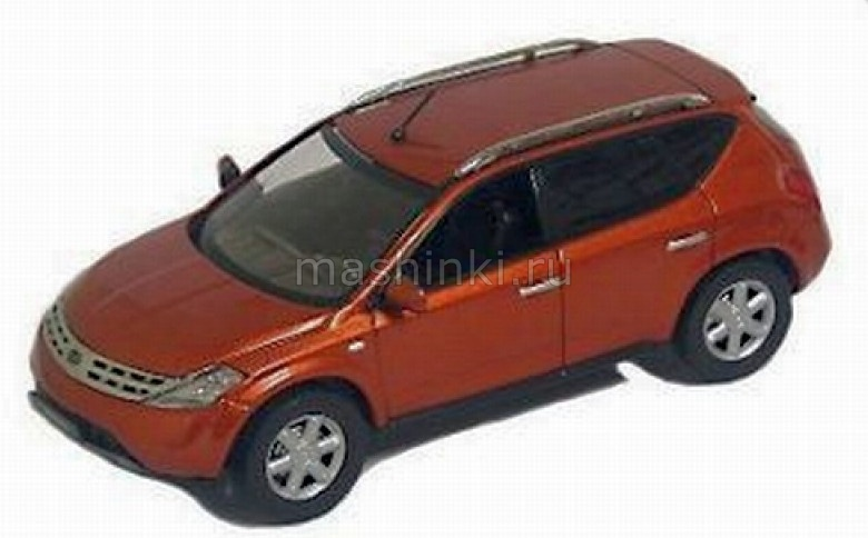 JC052KON 14+ J-COLLECTION J-COLLECTION 1/43 NISSAN Murano 2004 orange