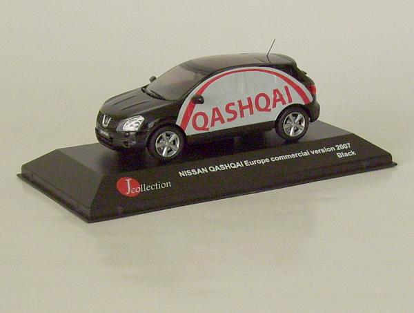 JC161 J-COLLECTION NISSAN Qashqai Europe Commercial Version 4-door 2007