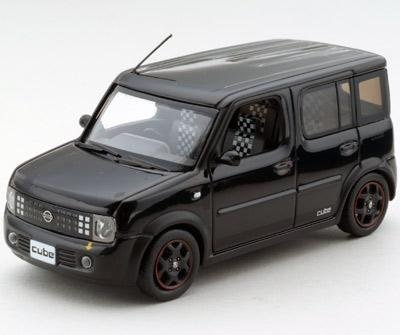 JC20086bk J-COLLECTION NISSAN Cube SX Neo Classical 2003 black
