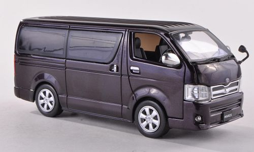 JC263 J-COLLECTION TOYOTA Hiace (Facelift) 2013