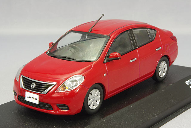 JCP77004RD J-COLLECTION NISSAN Tiida/Latio burning red
