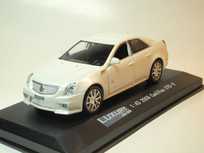 ldcts500-wh LUXURY CADILLAC CTS-V