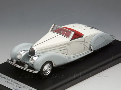 LS394 LOOK SMART BUGATTI 57c Cangloff 1939