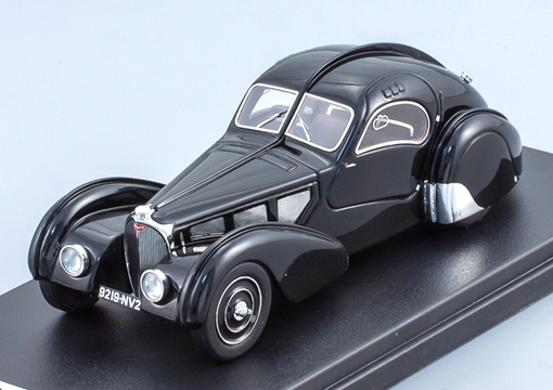 LS401 LOOK SMART BUGATTI Atlantic t57sc 1936