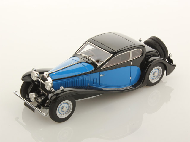 LS416 LOOK SMART BUGATTI Type 50T 1930