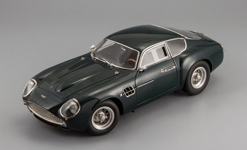M-150 CMC CMC 1/18 ASTON MARTIN DB4 GT Zagato goodwood green