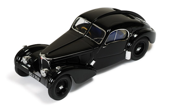 MUS023 IXO (MUS) BUGATTI Type 57S Coupe Atlantic 1938